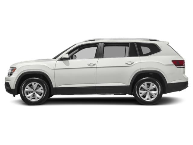 2019 Volkswagen Atlas Se W Technology R Line And 4motion